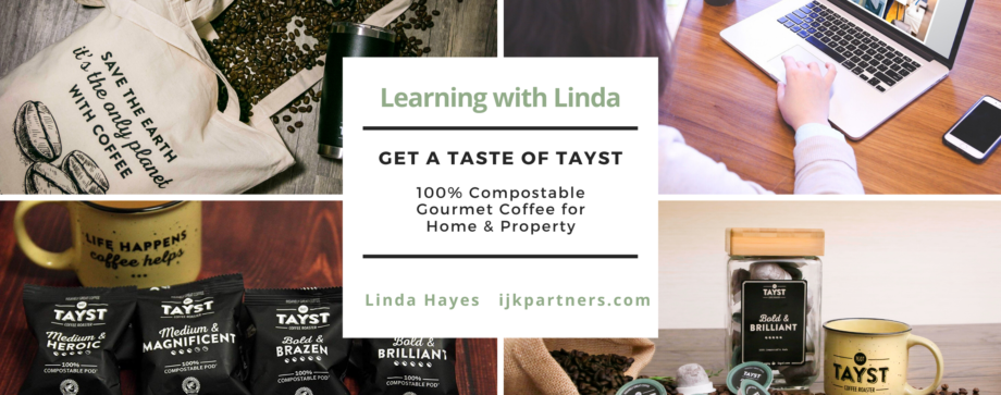 Learning with Linda: Get a Taste of Tayst!