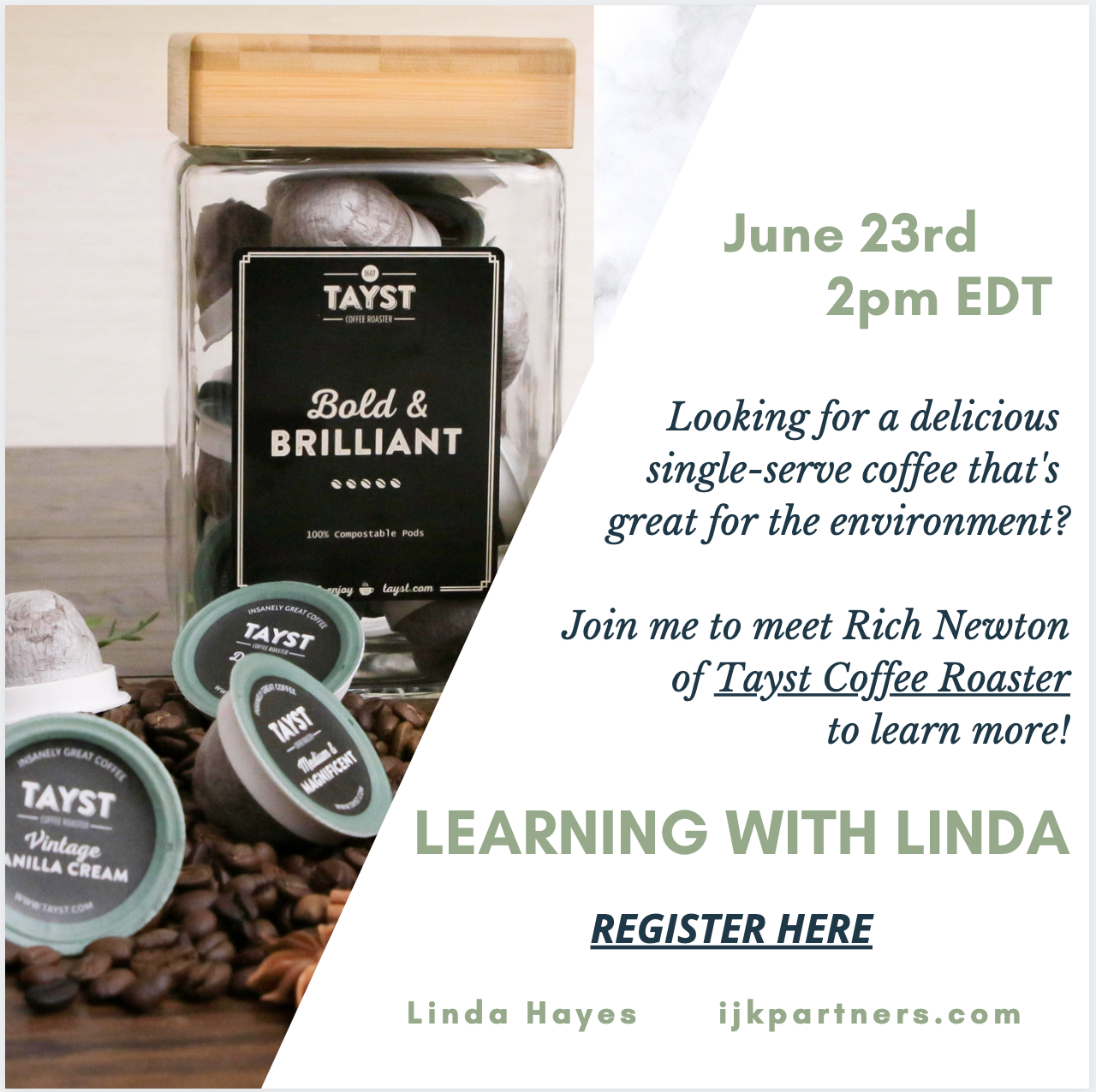 Tayst Coffee Learning Session